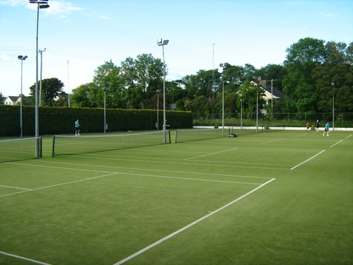 Longford Tennis Courts